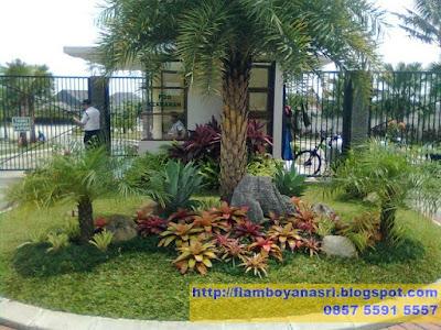 Tukang Taman Surabaya Taman Kantor