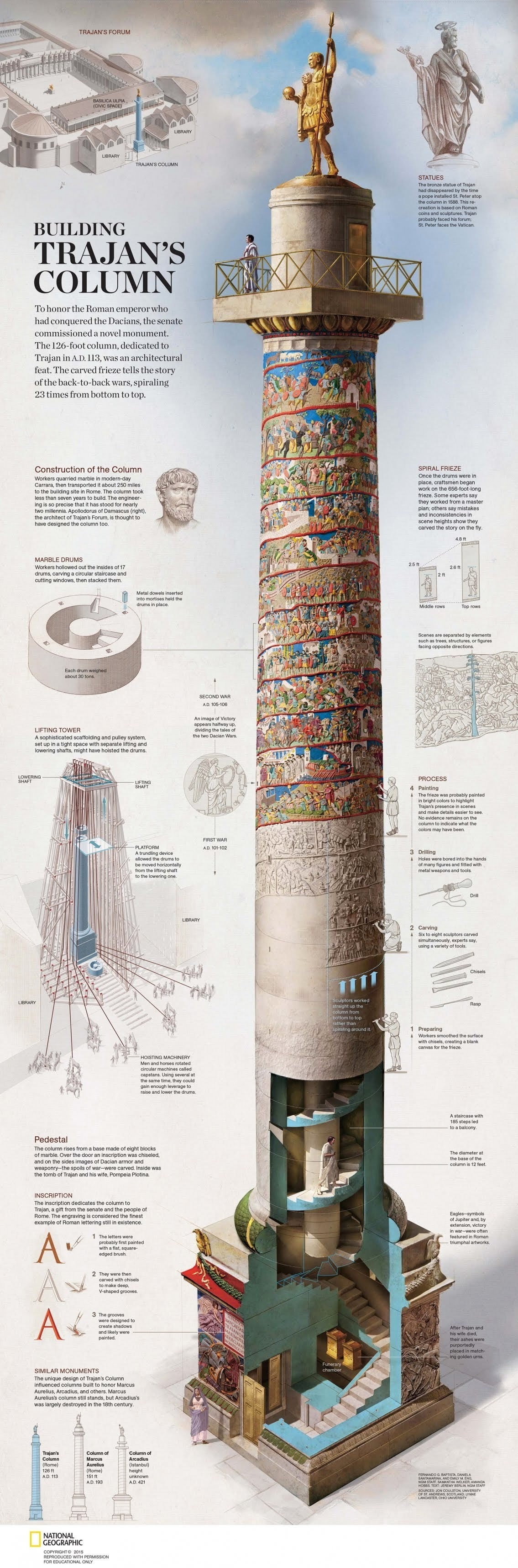 building-trajans-column-infographic