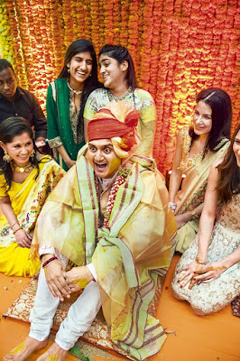 Akshay Bhansali wedding