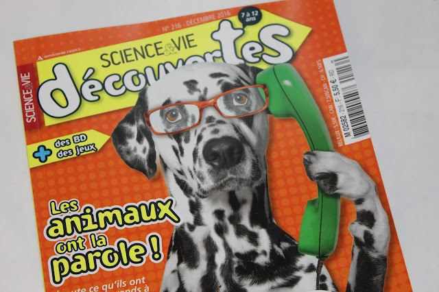 SCIENCE & VIE DECOUVERTES
