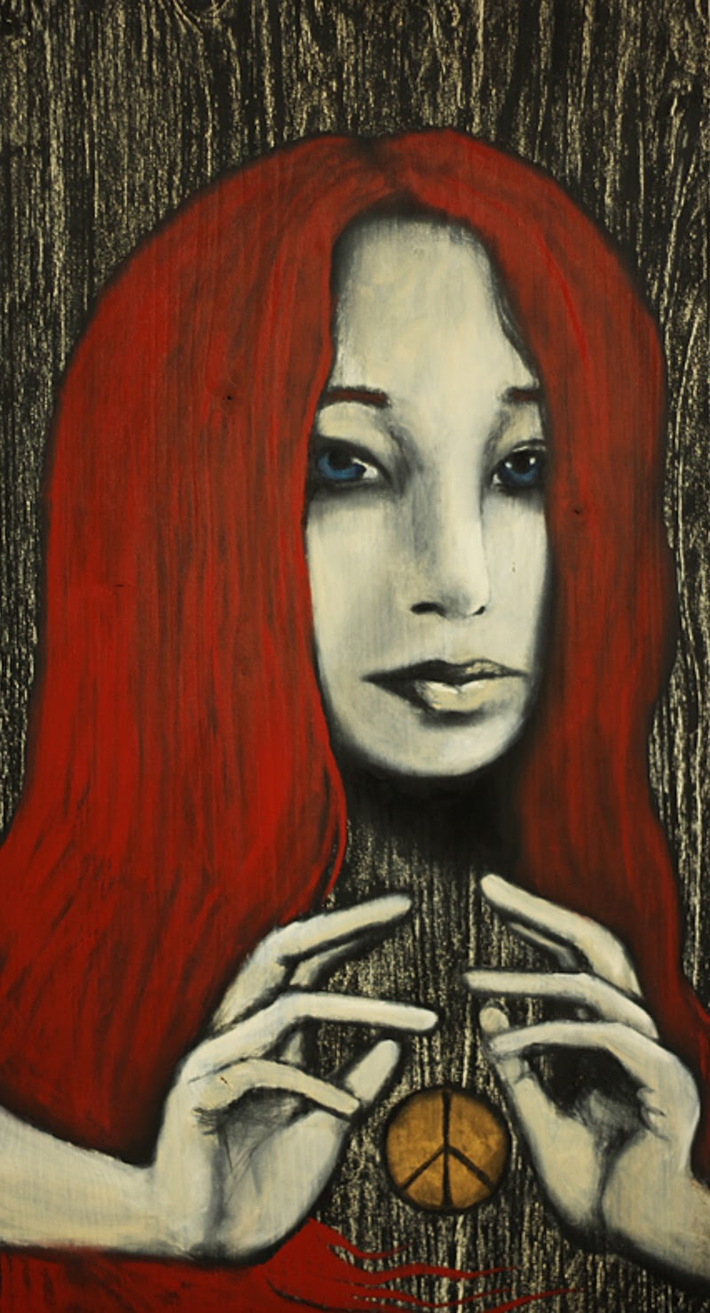 Figurative Paintings by Jerney.