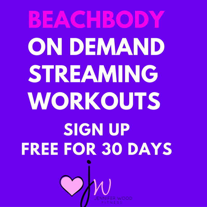 Jennifer Wood Fitness : How To Sign Up For Beachbody Streaming
