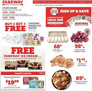 ⭐ Fareway Ad 8/4/20 ⭐ Fareway Weekly Ad August 4 2020