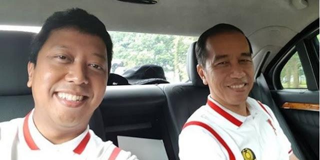 Waketum PPP Berdoa Agar Jokowi Gandeng Romy jadi Cawapres