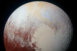 NASA TELAH MENGEMBANGKAN TEORI BARU UNTUK PEMBENTUKAN PLANET PLUTO