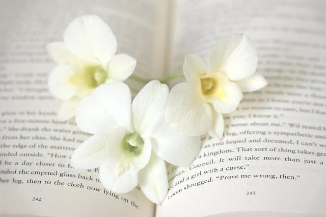 Bücher und Blumen - 1000 Fragen an mich selbst www.nanawhatelse.at