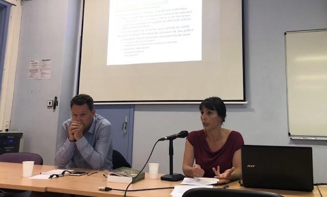 جامعة باريس ديكارت الفرنسية تحتضن ندوة حول الصحراء الغربية والسياسة الخارجية للمغرب.