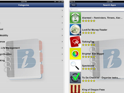 8 Good Apps for Visually Impaired Students
