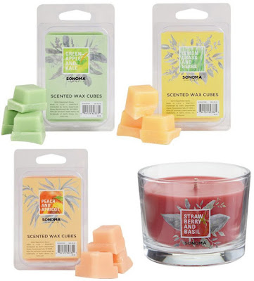 Sonoma Scented Wax Melts from Kohl's - Spring 2016