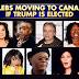 Φρίκη! Αυτές οι 12 'διασημότητες' υπόσχονται ότι θα εγκαταλείψουν τις ΗΠΑ, αν εκλεγεί πρόεδρος ο Τραμπ!