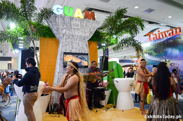 Guam Tradeshow Display