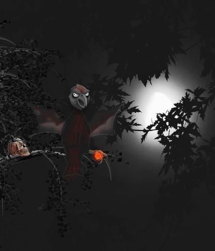 Happy Halloween My Love Quotes: Halloween-pics-facebook