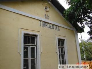 estação em Tiradentes