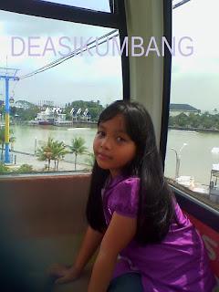 Tiket Kereta Gantung Taman Mini Indonesia Indah | TMII