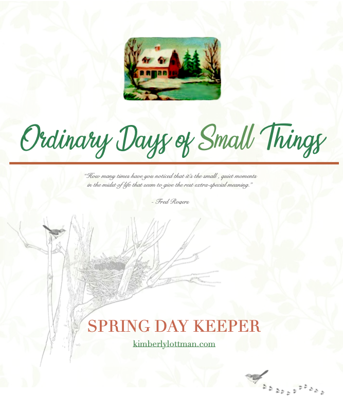 THE SPRING DAY KEEPER