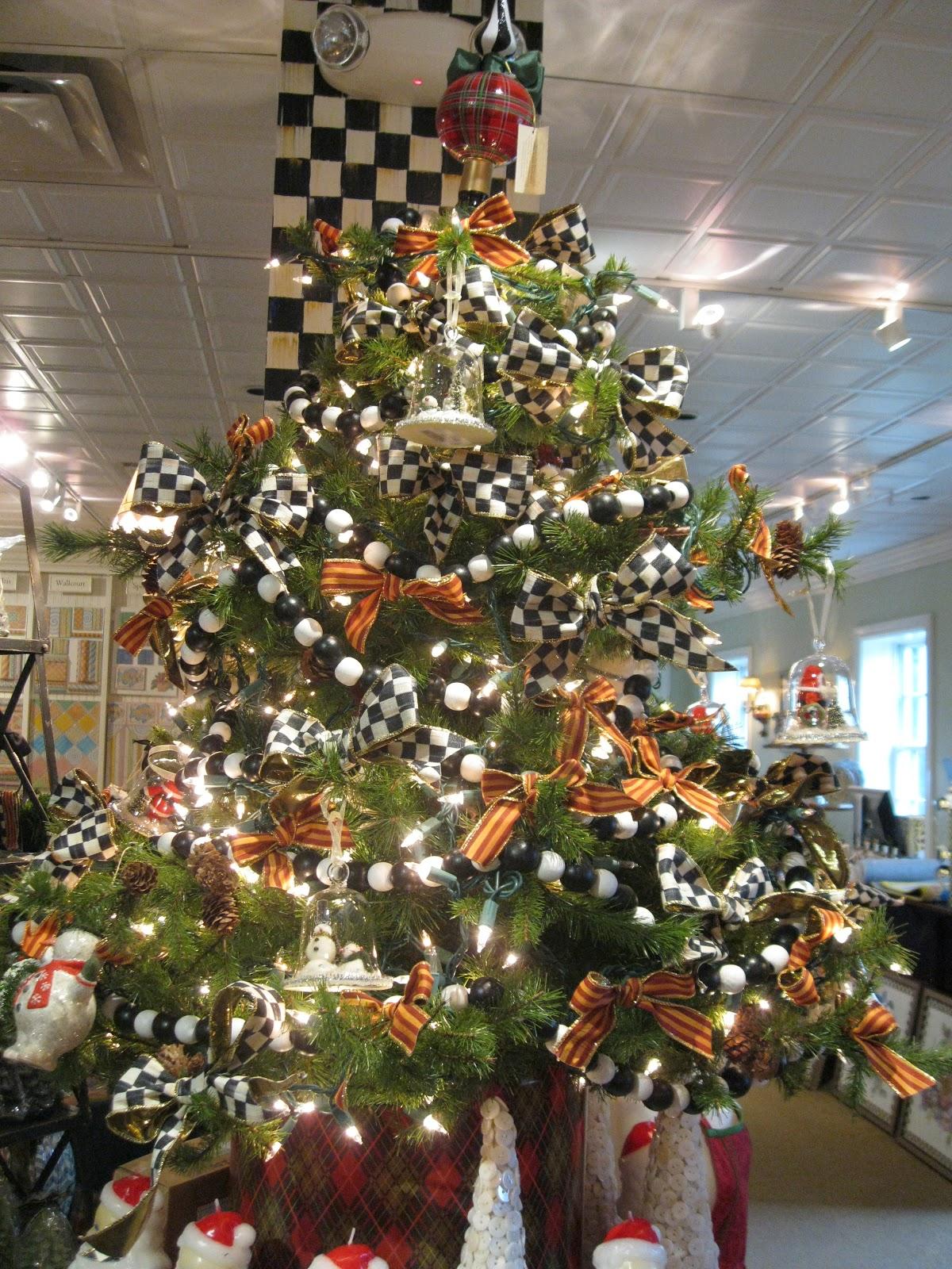 Pandora Christmas Tree