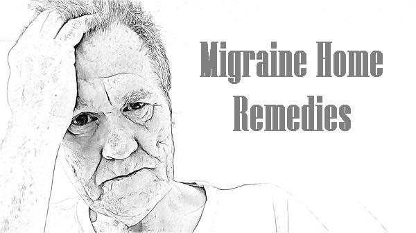 Migraine Home Remedies