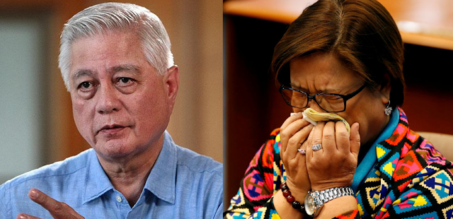 Ex-DILG Chief: De Lima is 'dramatizing'