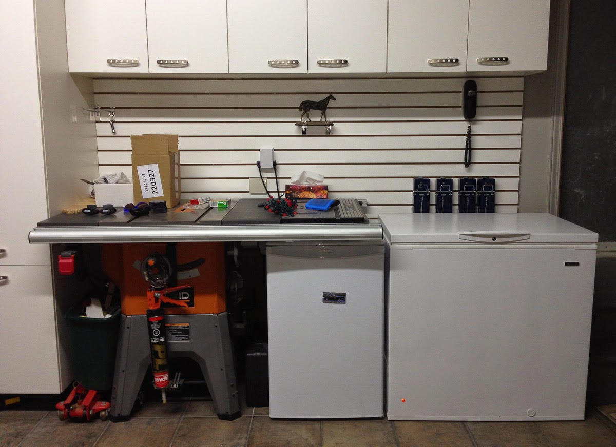 The Fix It Blog Sorting Things Out Garage Organization