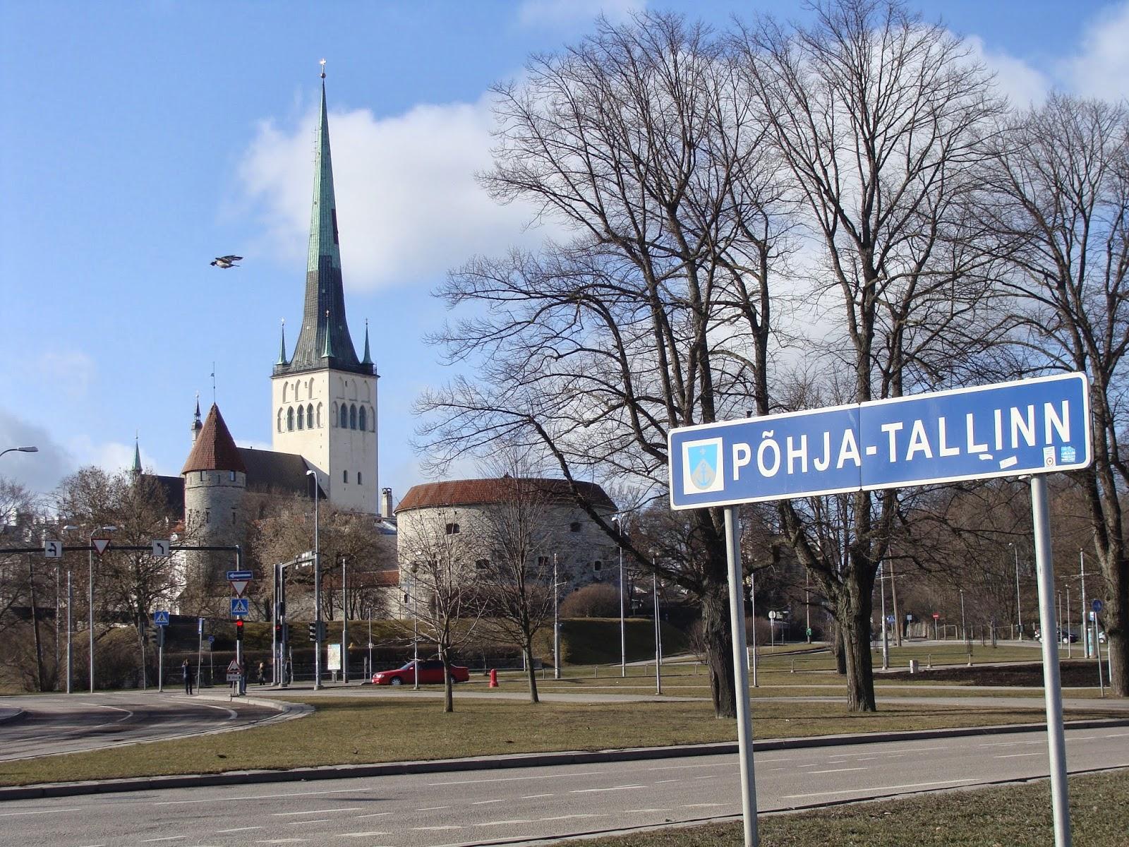 Viikonloppu Tallinnassa