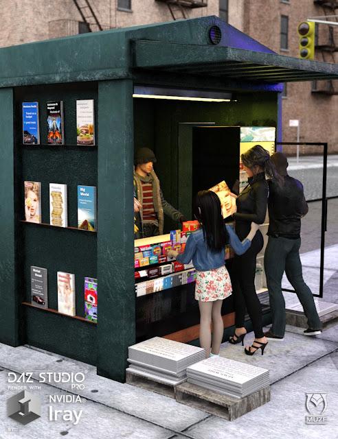 City Newsstand