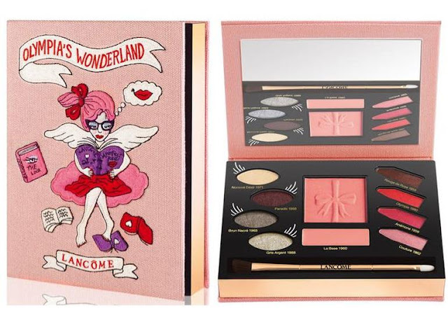 Beauty: Olympia's Wonderland Lancôme Makeup Collection Fall 2017