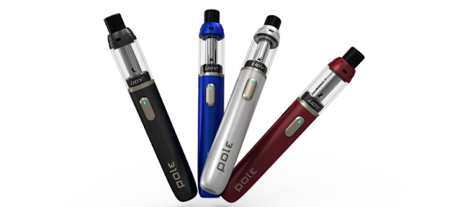 IJOY POLE Kit   Another MTL Vape Kit Can't Be Rejected