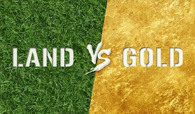 Investasi Tanah vs Emas, Mana yang Lebih Menguntungkan?