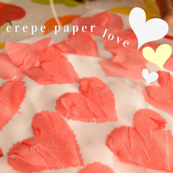 Practical Mom: Bleeding Crepe Paper- 3 Ways!