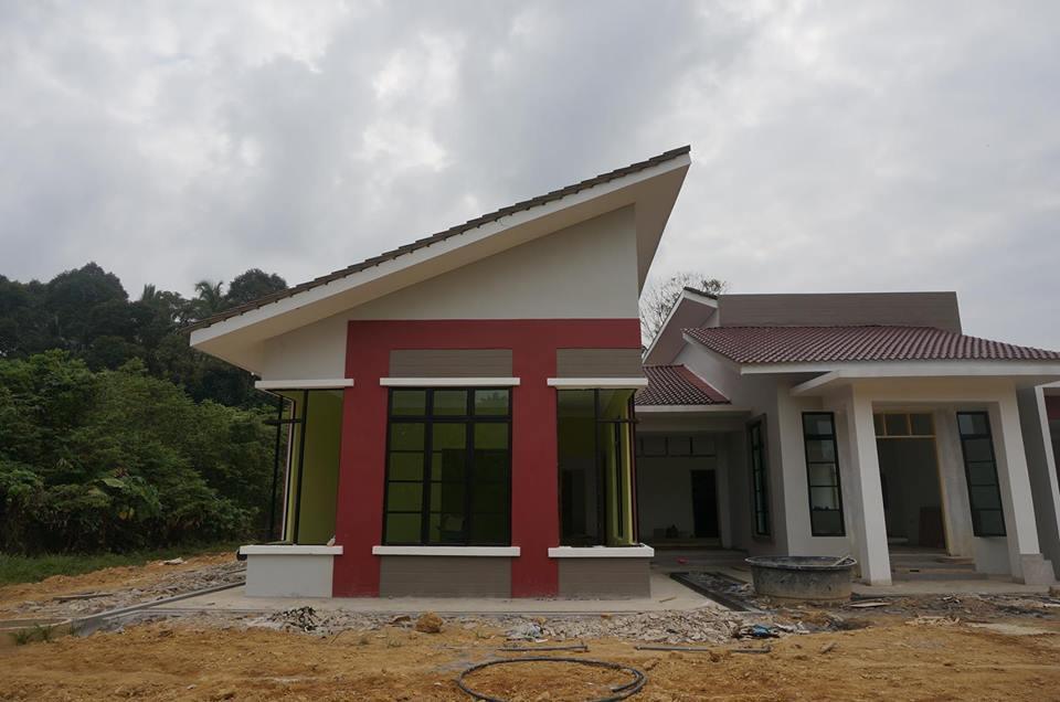 Jangan Bertangguh Untuk Bina Rumah Sendiri