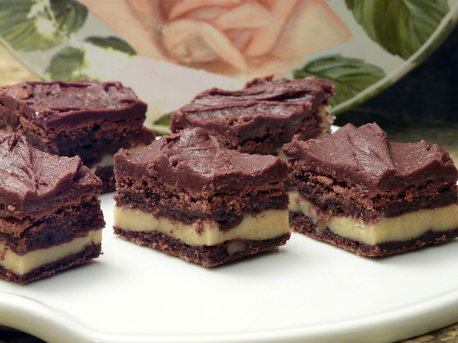 Chocolate Cream Cheese Brownies Cake Mix