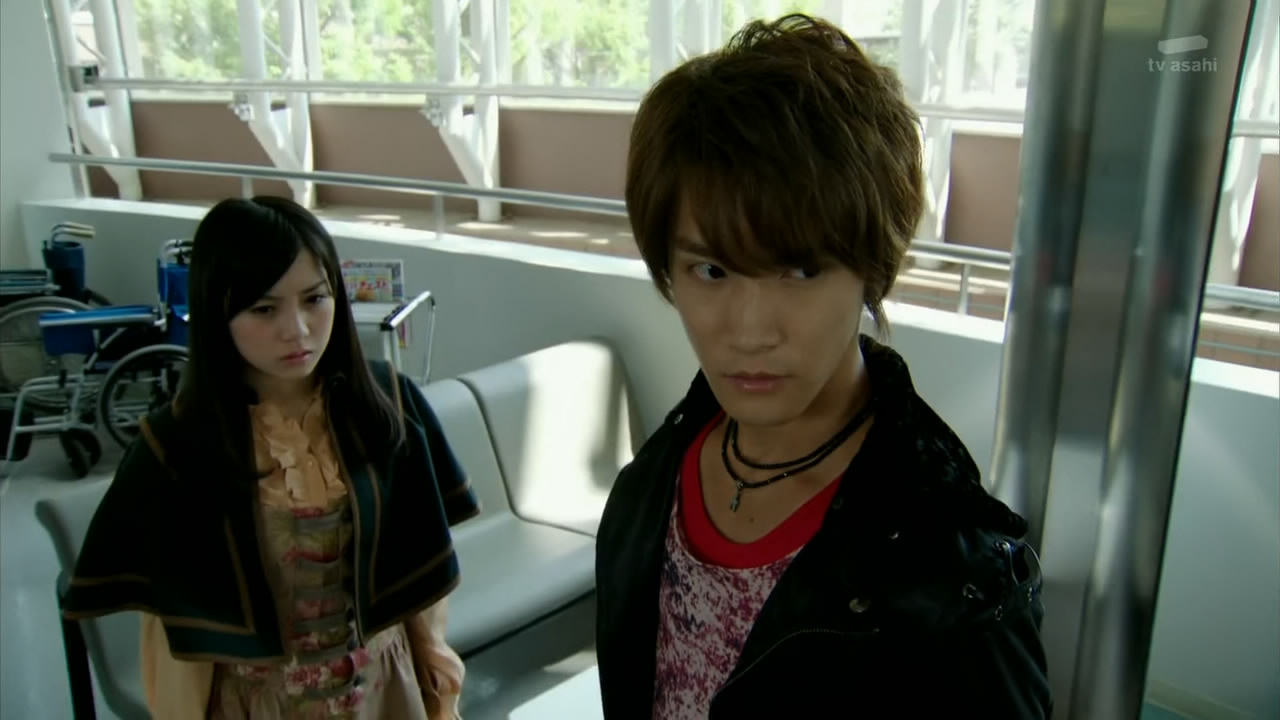 Pictures of Kamen Rider Wizard Haruto And Koyomi - #rock-cafe