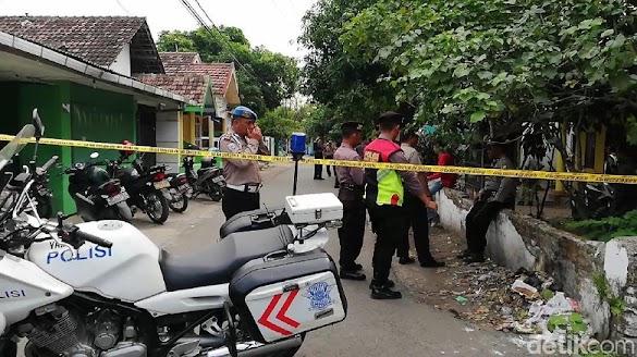 Ledakan Diduga Bom Guncang Bangil Pasuruan
