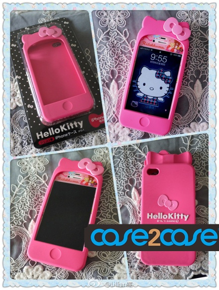 cheap iphone 4 cases for girls cheap fashion iphone so hello kitty bowknot 18342