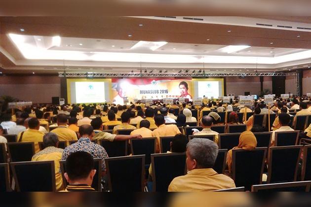 Ketua Golkar Sebut kalau Mau Tinggalkan Jokowi Harus Munaslub Dulu