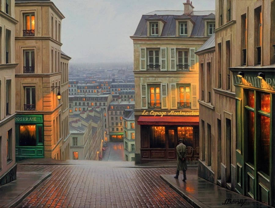 08-Alexey-Butyrsky-Architecture-in-Paintings-of-Cityscapes-at-Night-www-designstack-co