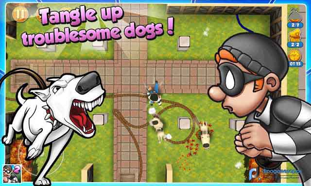 Download Robbery Bob 2: Double Trouble APK (MOD, Unlimited Coins) Terbaru