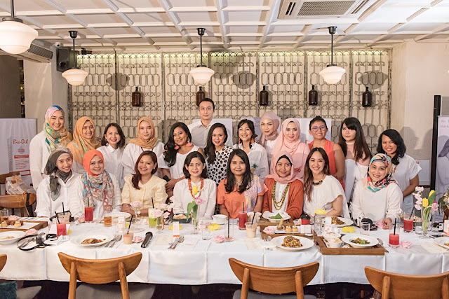 Exclusive Dinner Blogger with Bio Oil