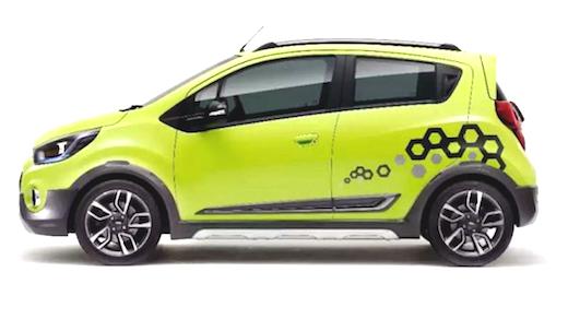 2019 Chevrolet Spark Activ Review