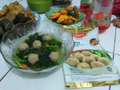 Resep menu bakso bonanza