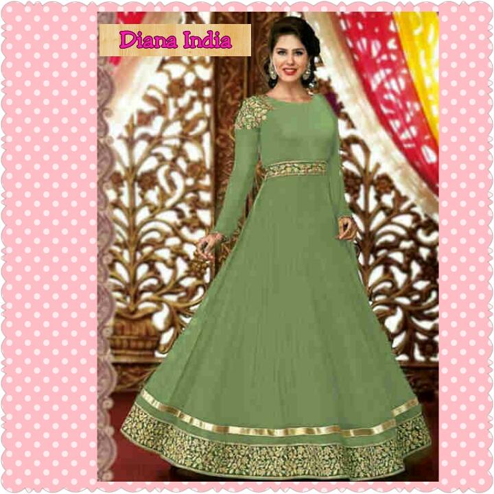 10 Gaya Model Baju Gamis India Modern 2016 Baju Gamis India Couple