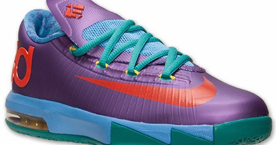 new arrivals c766e c5ef0 ajordanxi Your  1 Source For Sneaker Release Dates  Nike KD VI GS