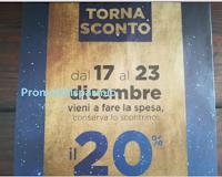 Logo Tigotà ''Torna Sconto'' del 20% : scopri l'anticipazione della promozione