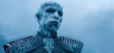 Vladimir Furdik faz o vilão mais temido de Game of Thrones, o Rei da Noite, desde a sexta temporada