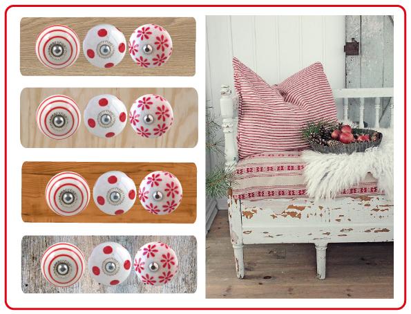 bouton de meuble scandinave rustique chic