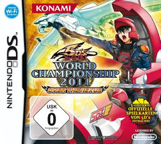 Yu-Gi-Oh! 5D's World Championship 2011: Over the Nexus NDS en español por mega