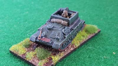 TT34 Engineer tank 1
