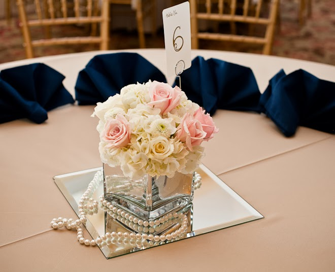 The best wedding centerpieces of belle magazine