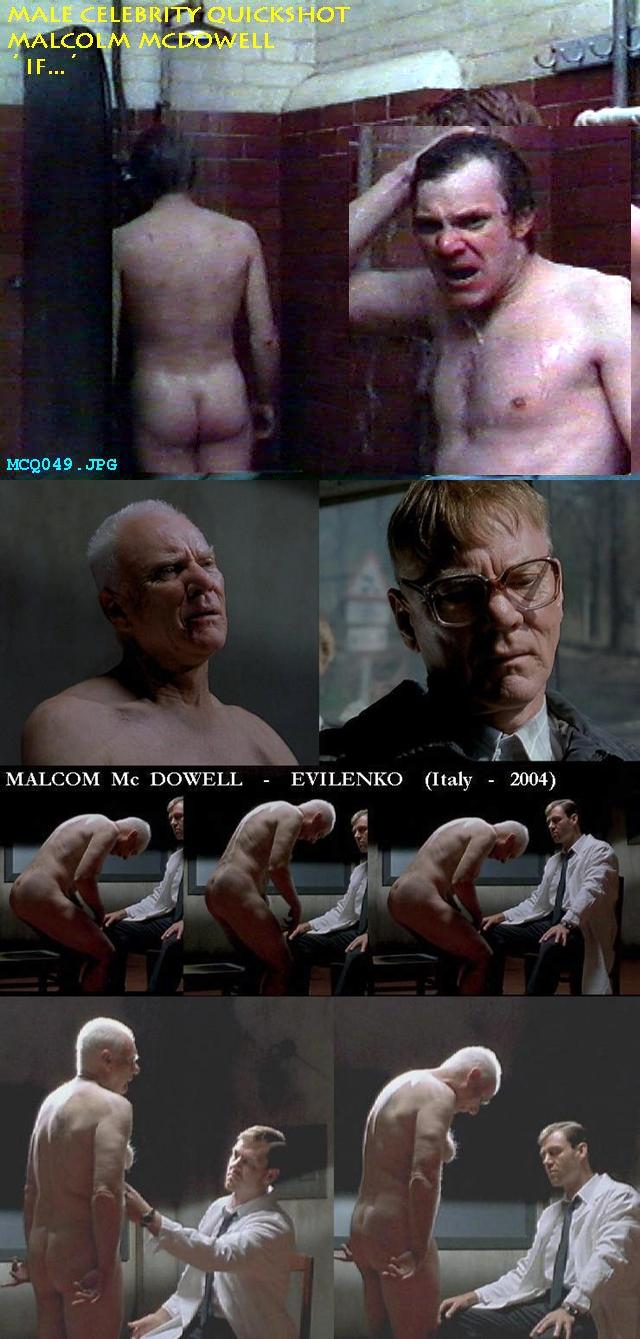 malcolm mcdowell porn gay
