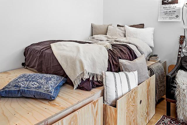 estructura para cama